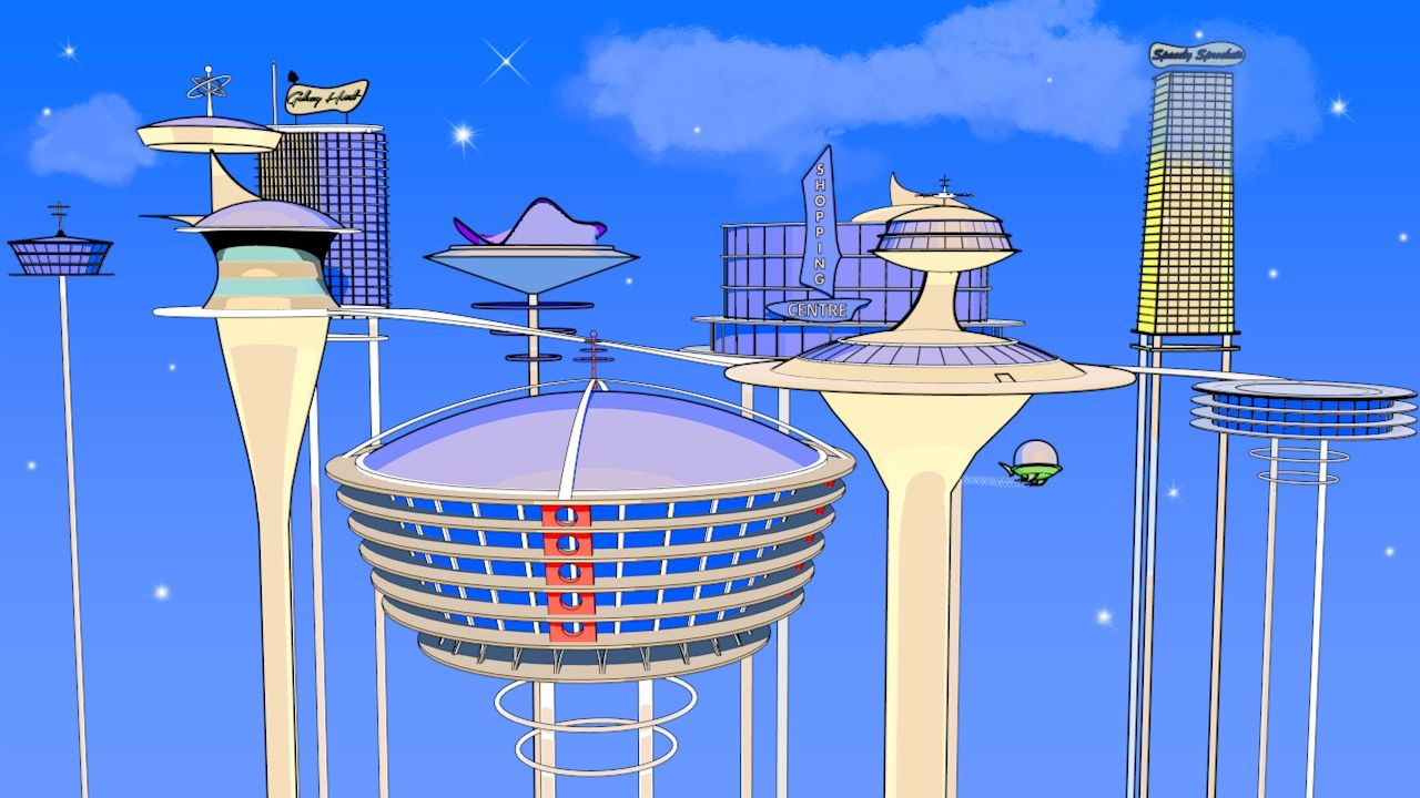 When the world becomes smart, life will begin to look a lot more like THE JETSONS!