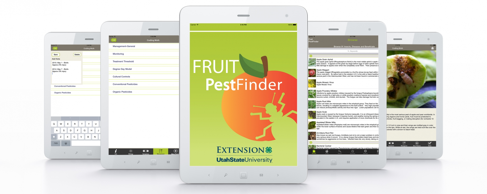 Fruit Pest Finder